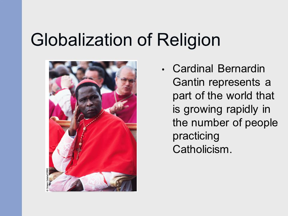 Globalization of Religion