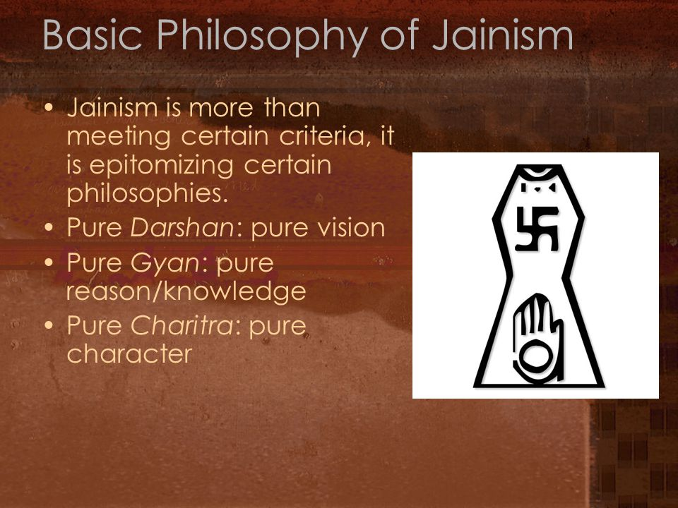 Basic Philosophy of Jainism
