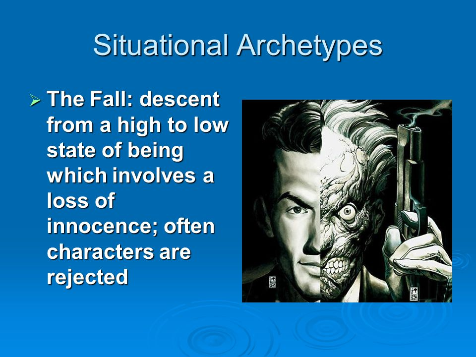 Situational Archetypes