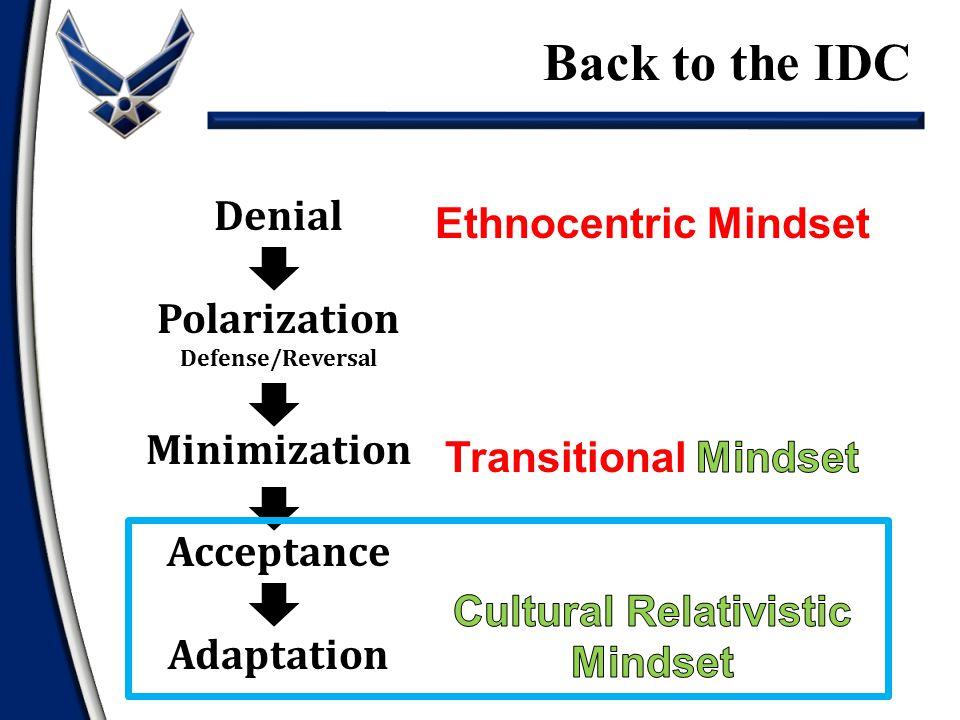 Cultural Relativistic