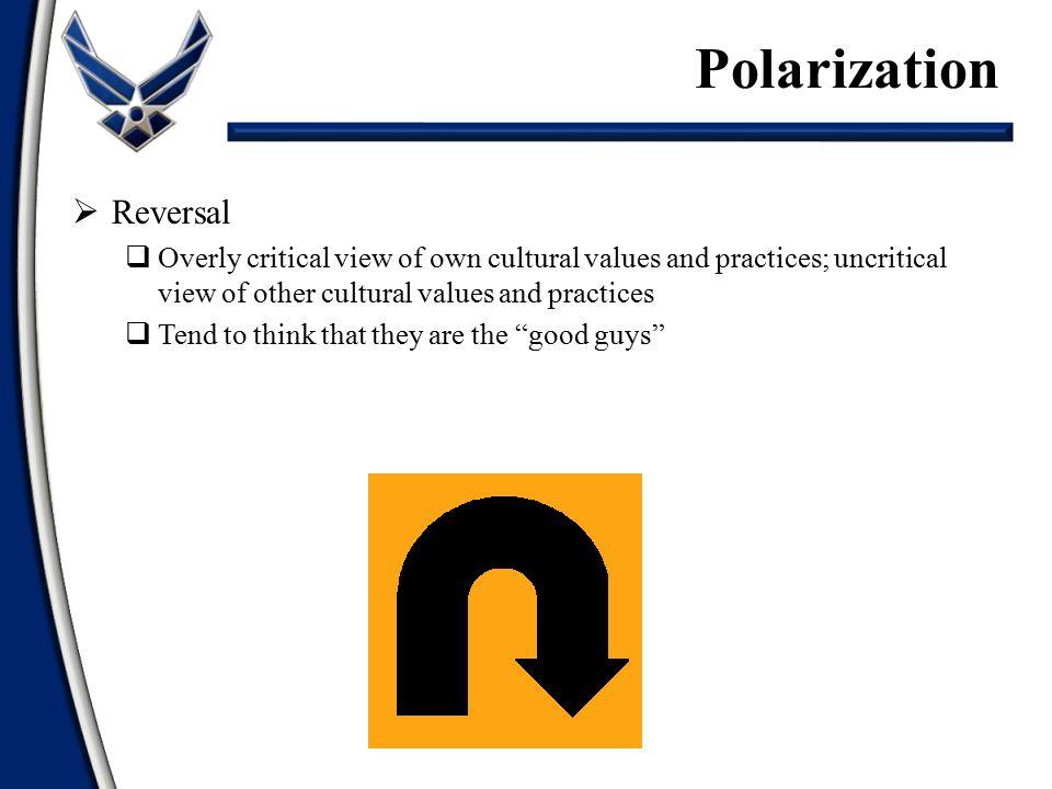 Polarization Reversal