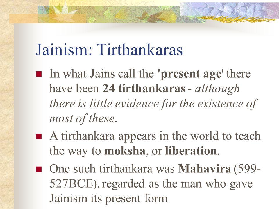 Jainism: Tirthankaras