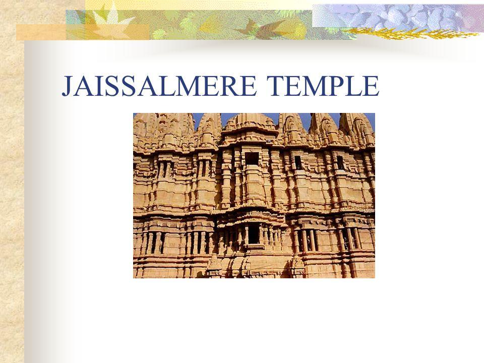 JAISSALMERE TEMPLE