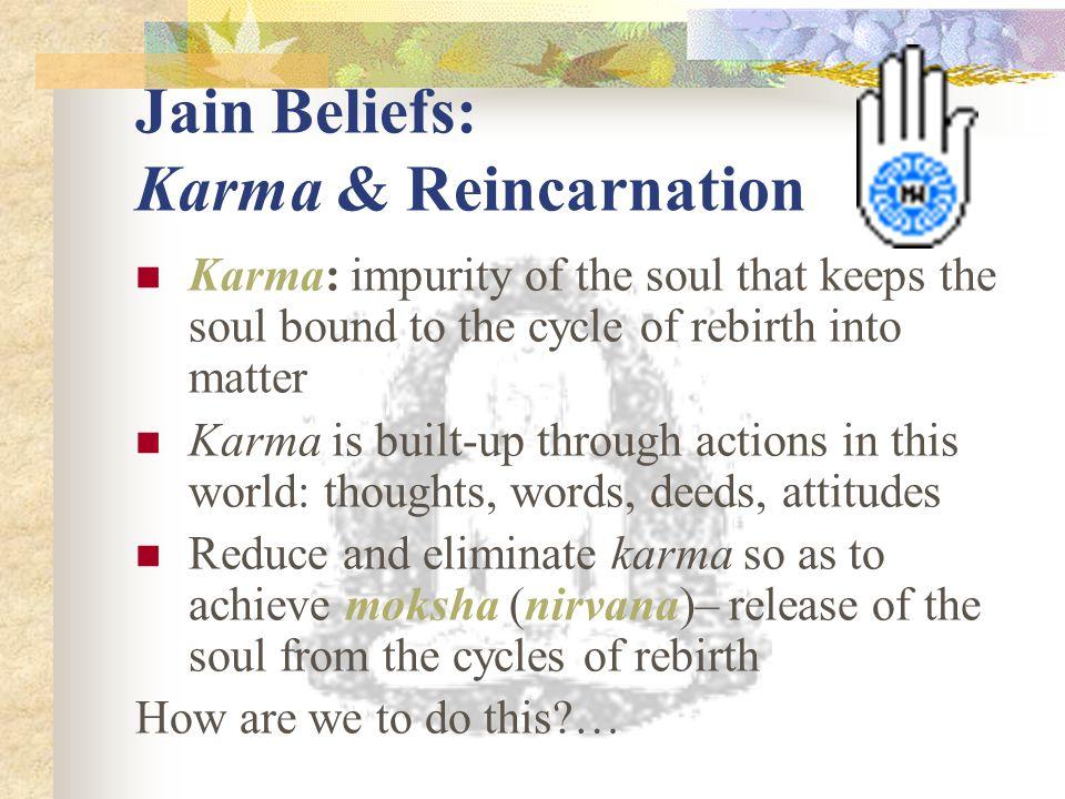 Jain Beliefs: Karma & Reincarnation