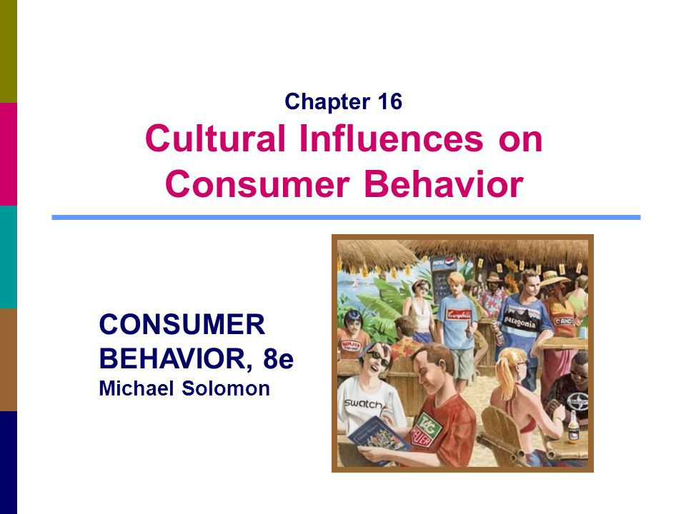 consumer behavior literature review