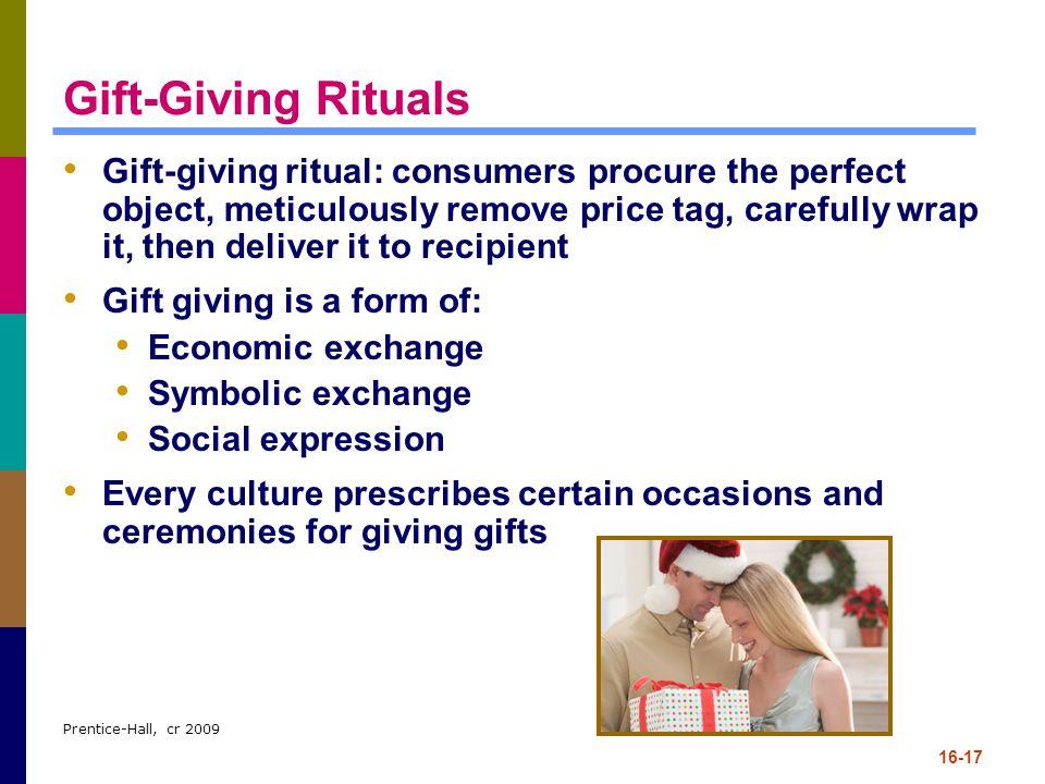 Gift-Giving Rituals