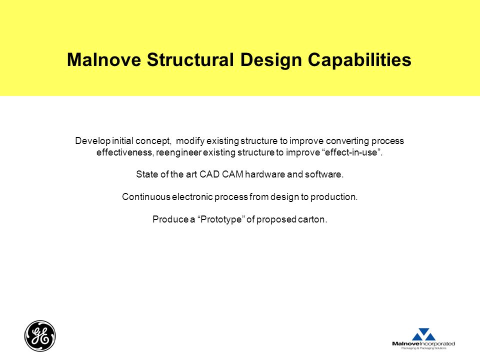 Malnove Structural Design Capabilities