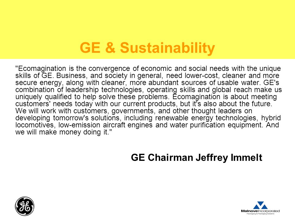 GE Chairman Jeffrey Immelt