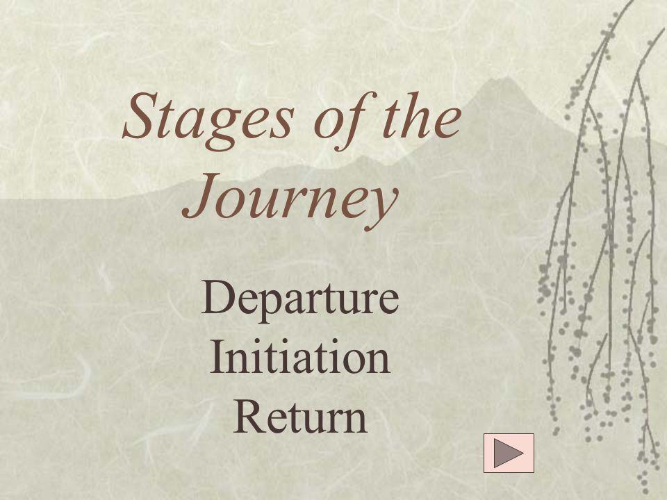 Departure Initiation Return