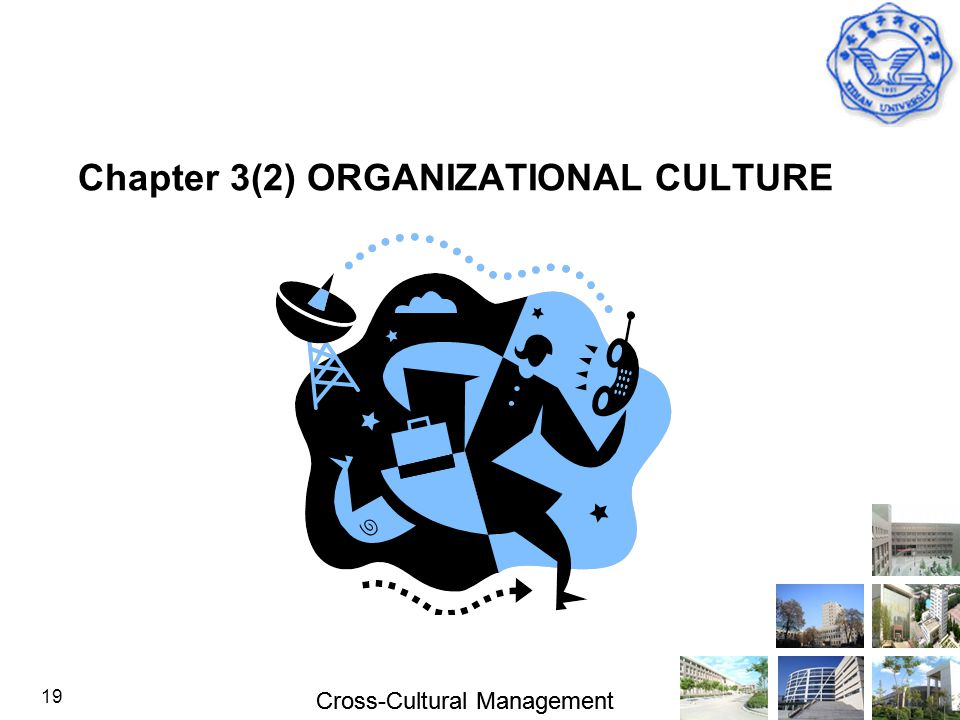 Chapter 3(2) ORGANIZATIONAL CULTURE