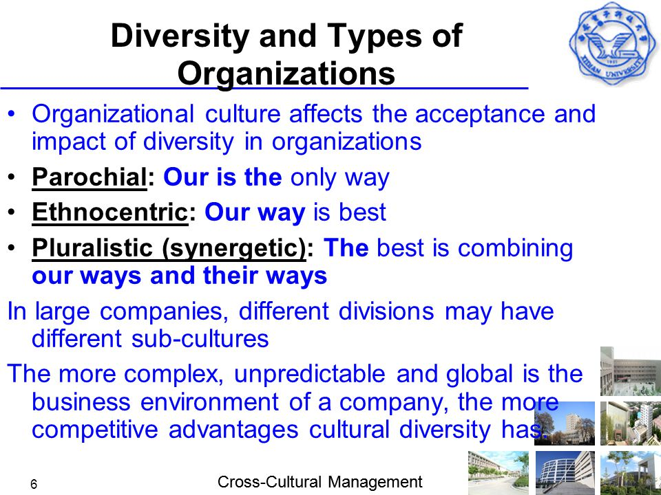 Types of Corporate Culture