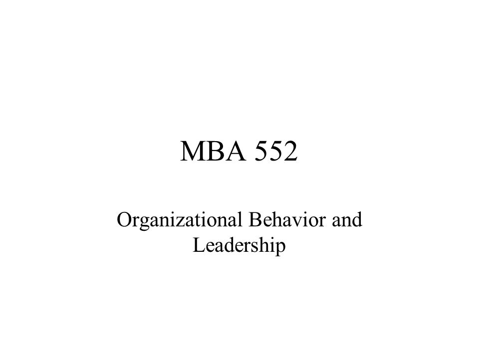 organisational behavior mba paper Below given are organizational behaviour & principles & practices of management question papers of pune university for 2005 and 2008 pattern we will soon upload more question papers of obppm of new pattern 2013 & 2016 for mba & pgdm courses of savitribai phule pune university.