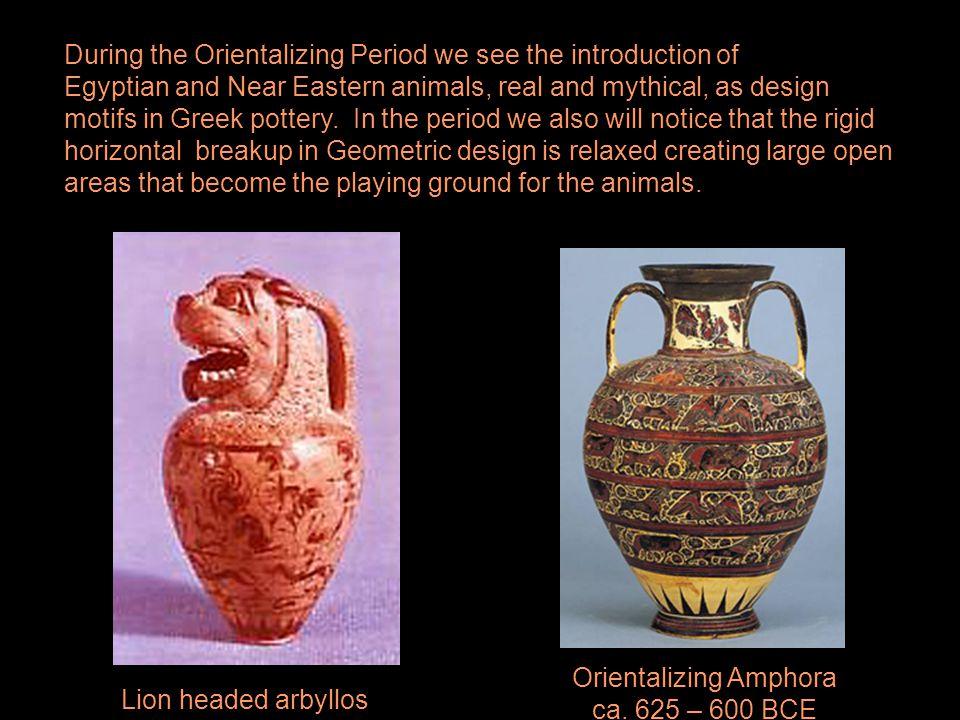 Orientalizing Amphora
