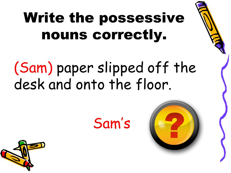 Nouns click to enter ppt video online download for Is floor a noun