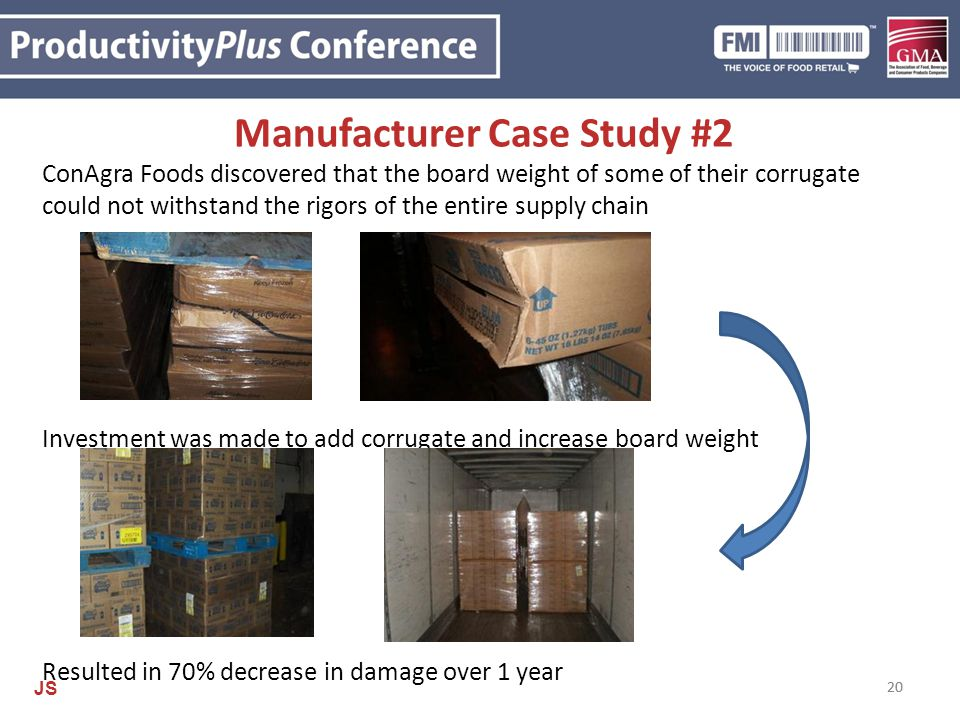Manufacturer Case Study #2