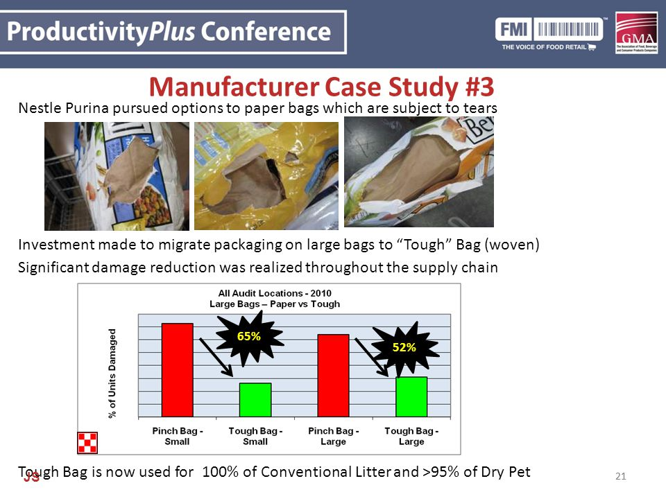 Manufacturer Case Study #3