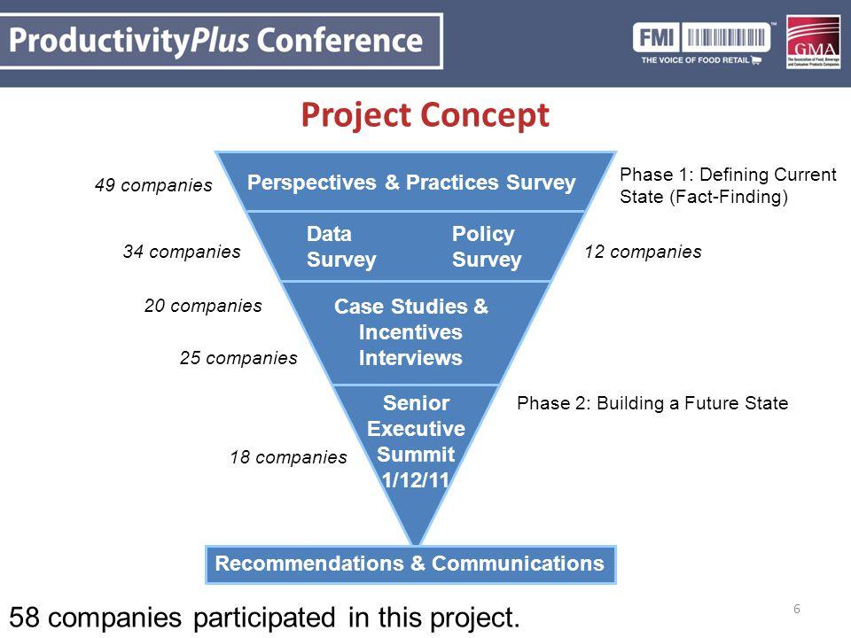 Case Studies & Incentives Interviews