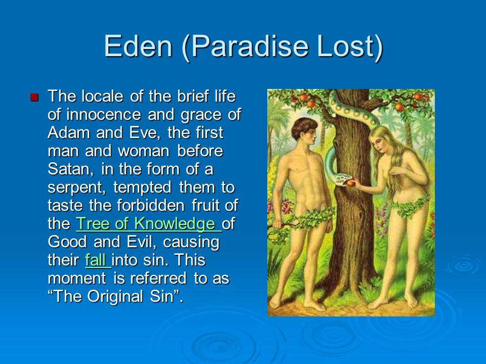 Eden (Paradise Lost)
