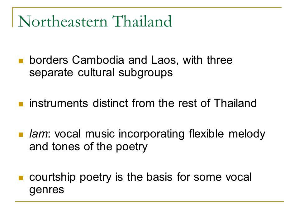Northeastern Thailand