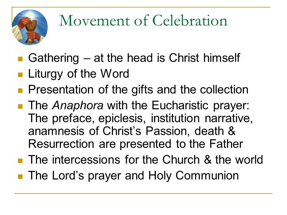 Movement of Celebration