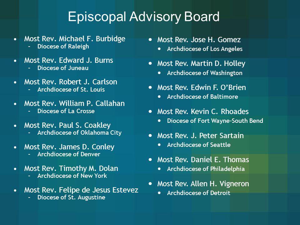 Episcopal Advisory Board