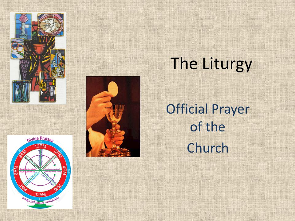 Official Prayer of the Church