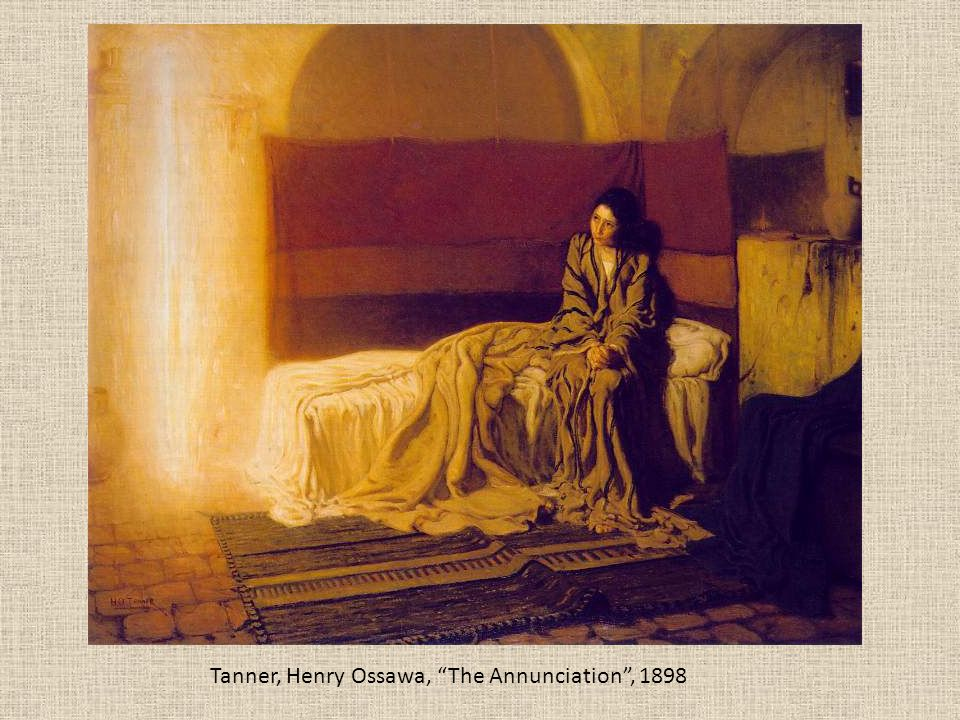 Tanner, Henry Ossawa, The Annunciation , 1898