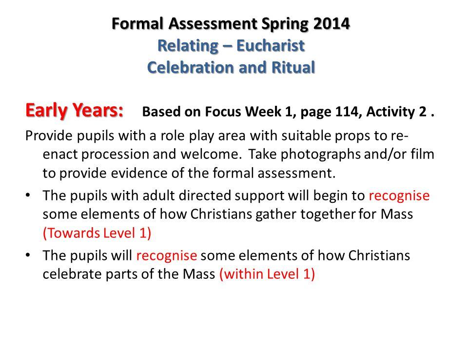 Celebration and Ritual