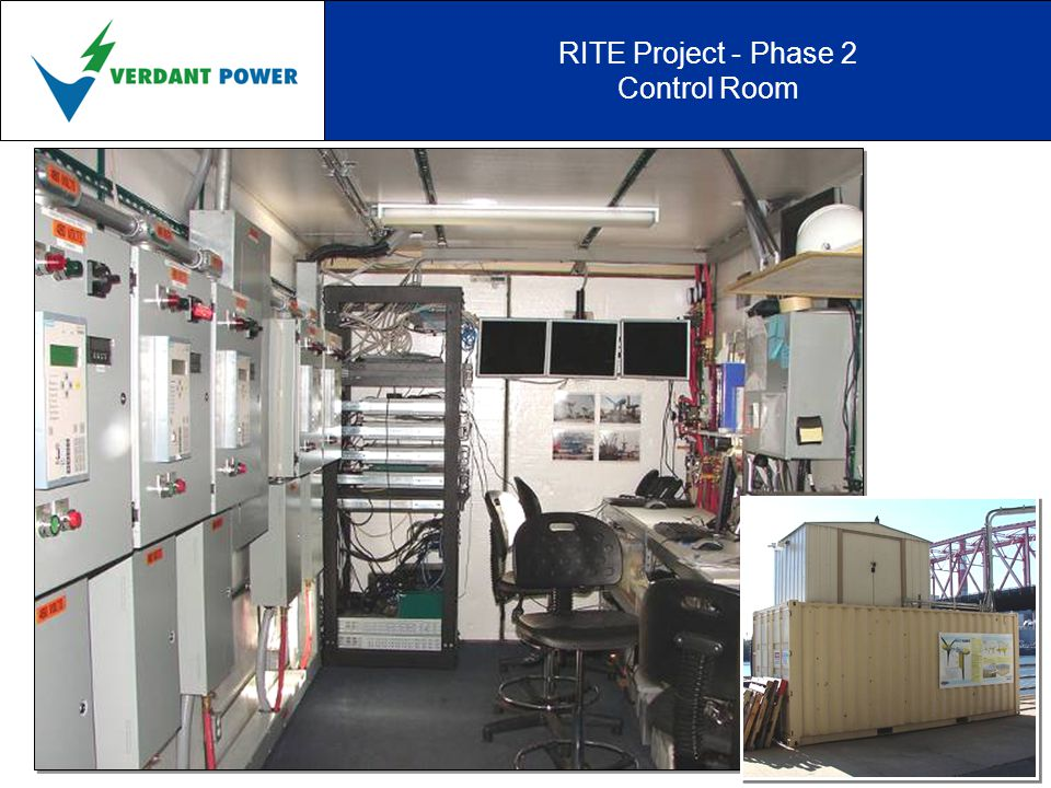 RITE Project - Phase 2 Power Generation