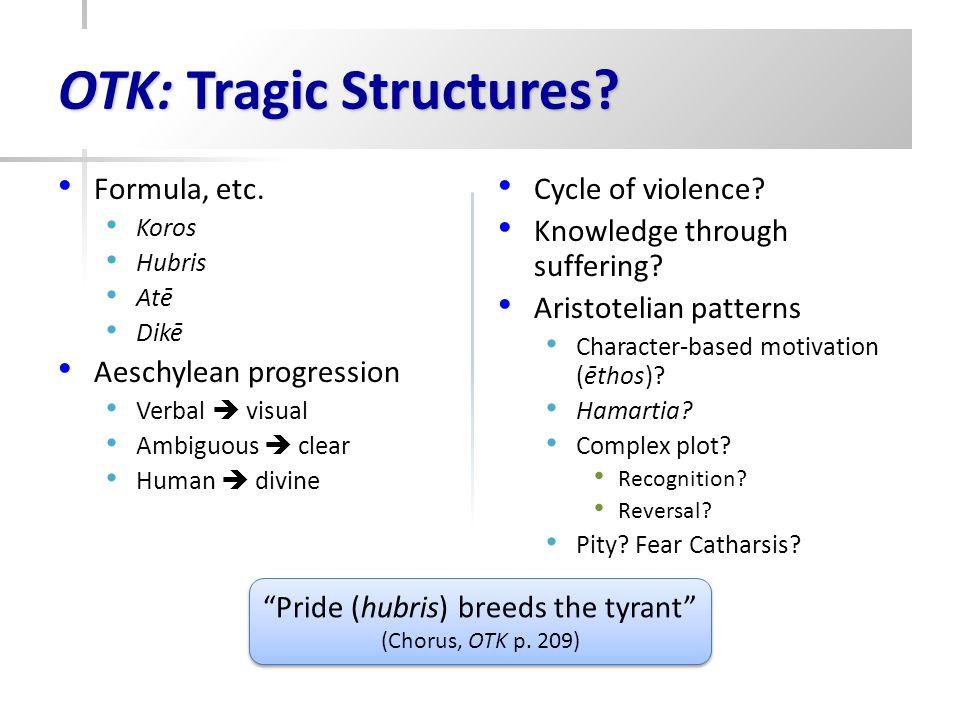 OTK: Tragic Structures