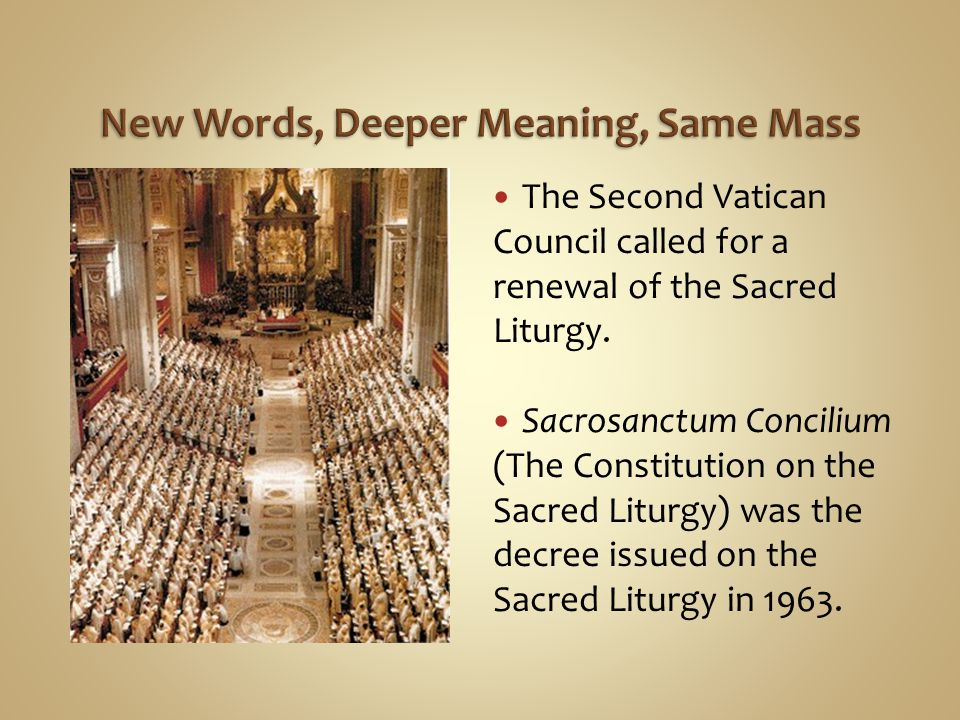 New Words, Deeper Meaning, Same Mass