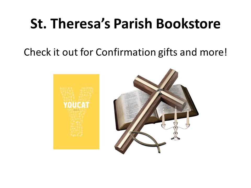 St. Theresa's Parish Bookstore