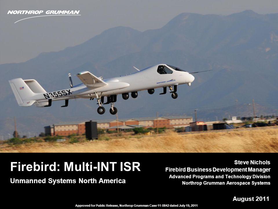 Firebird: Multi-INT ISR