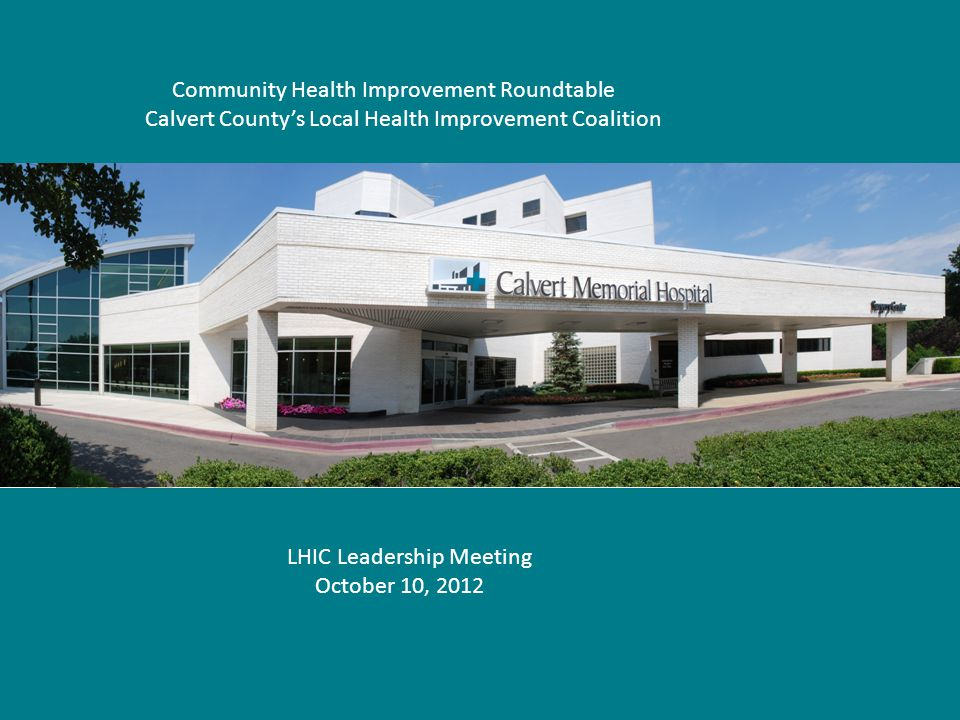 Community Health Improvement Roundtable