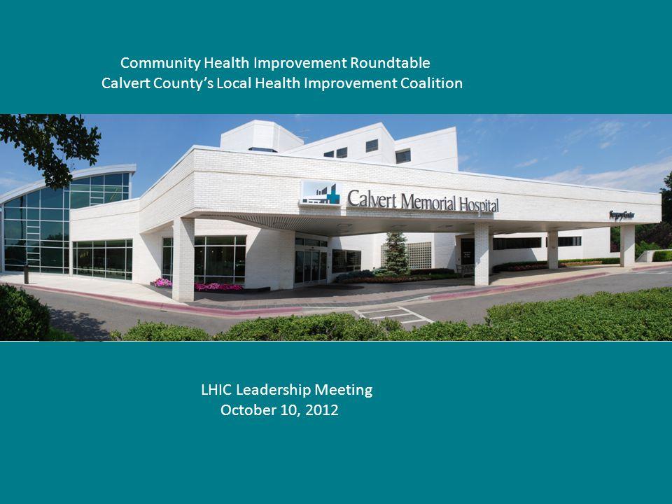 Community Health Improvement Roundtable