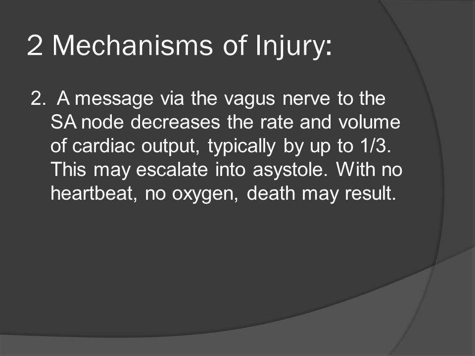 2 Mechanisms of Injury: