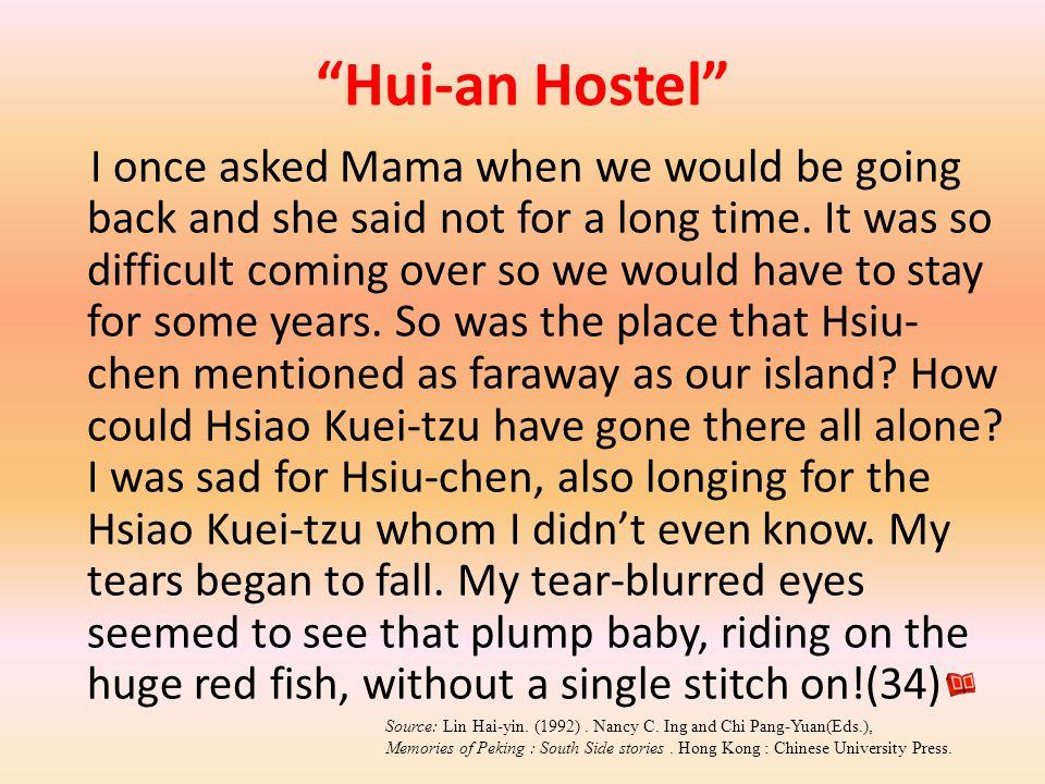 Hui-an Hostel