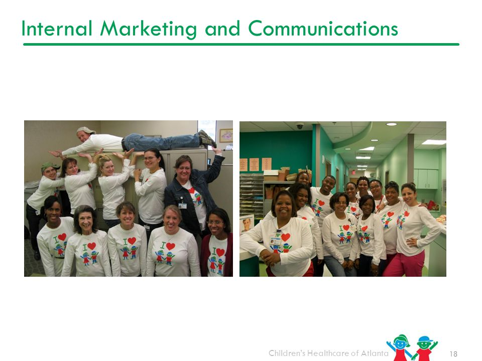 Internal Marketing and Communications