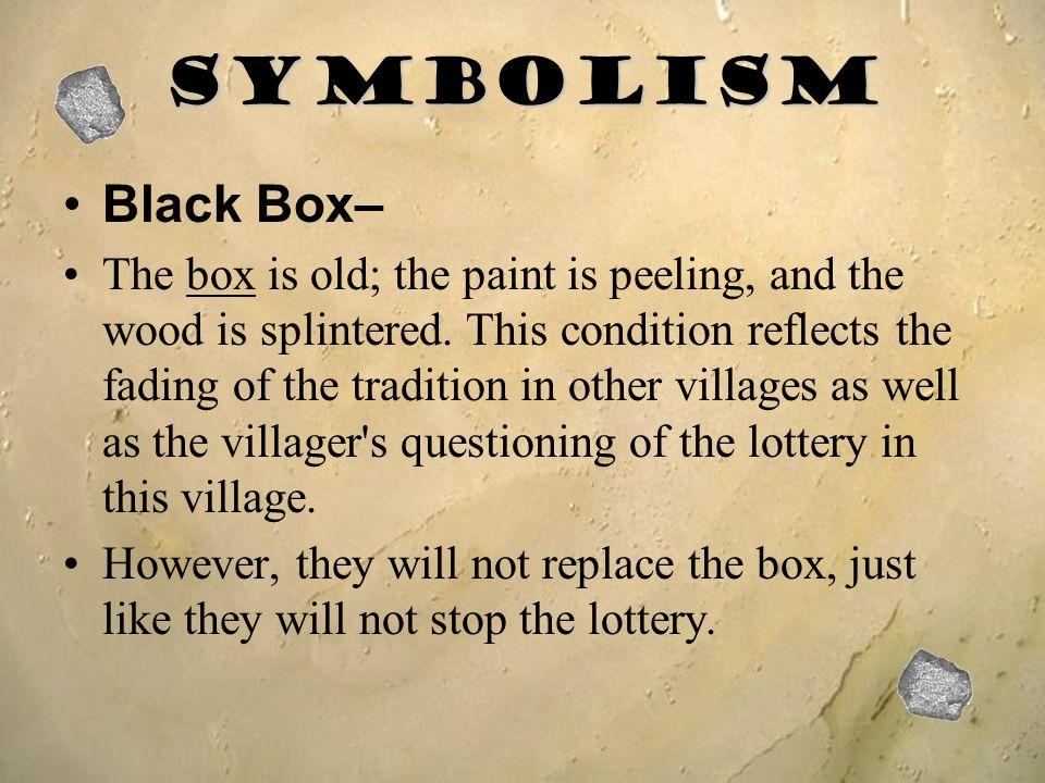 Symbolism Black Box–