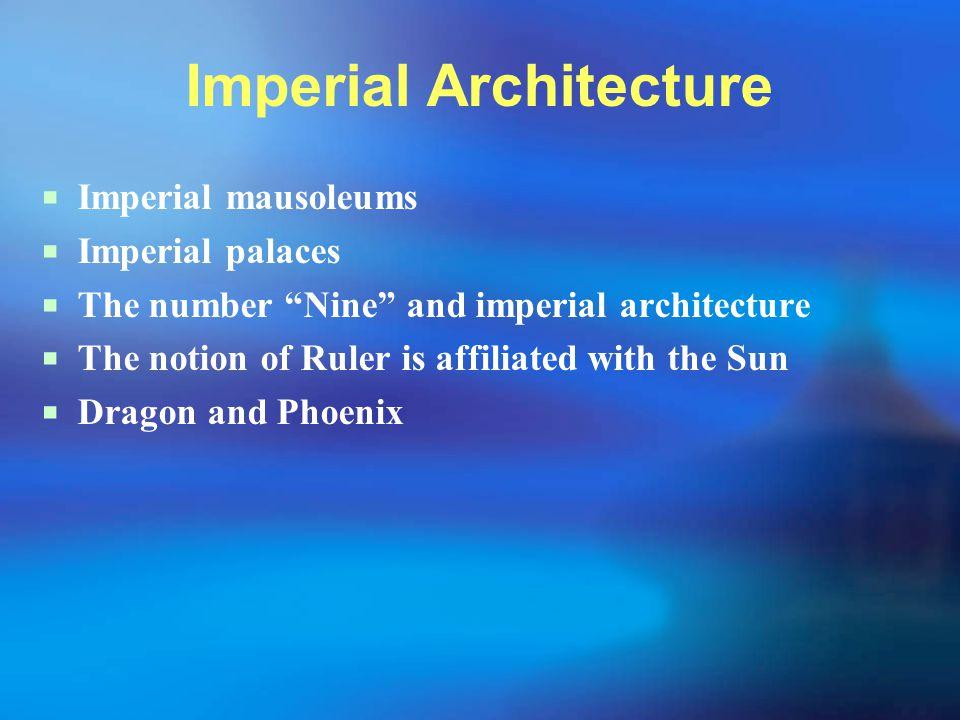 Imperial Architecture