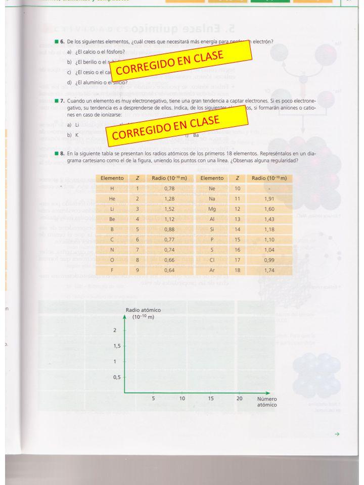CORREGIDO EN CLASE CORREGIDO EN CLASE