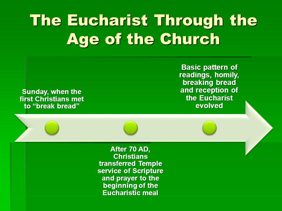 Chapter I: The Importance and Dignity of the Celebration of the Eucharist