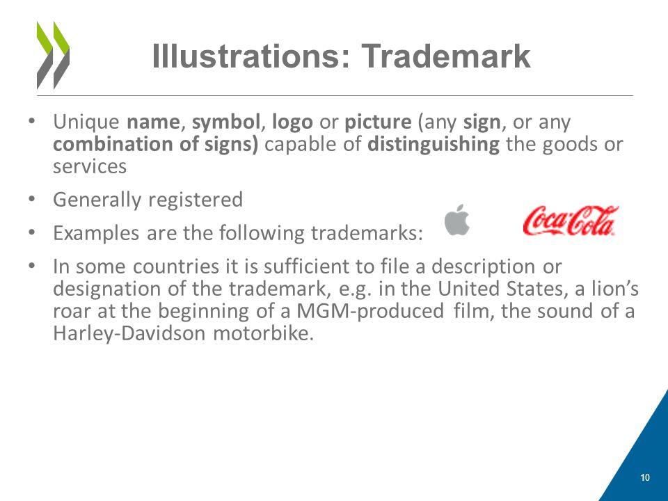 Illustrations: Trademark