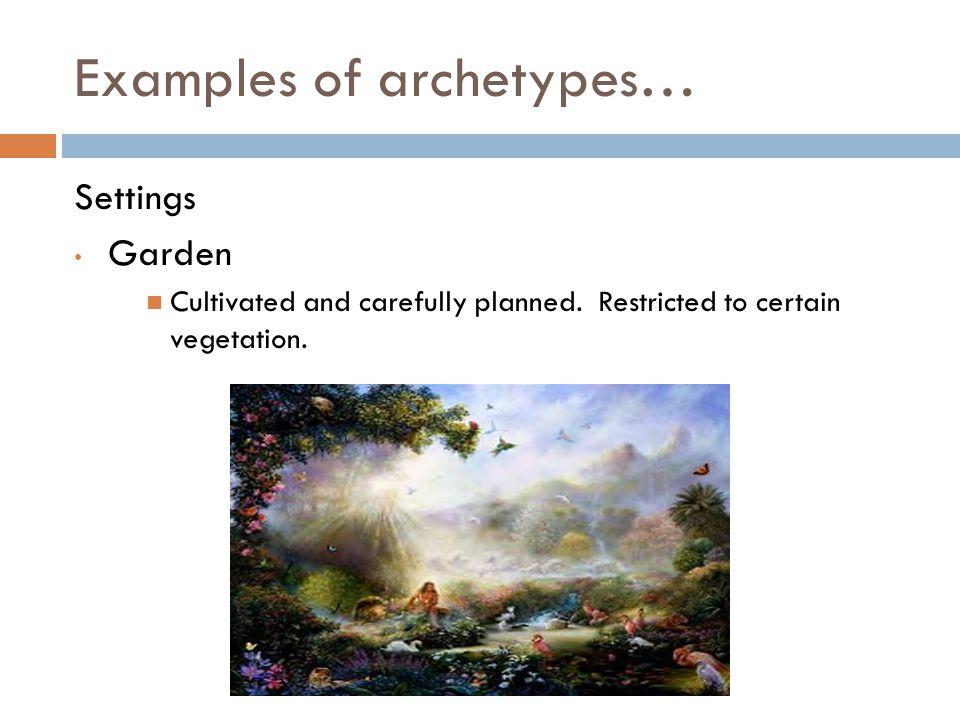 Setting Archetypes Term Paper Academic Service Azcourseworkhsvs