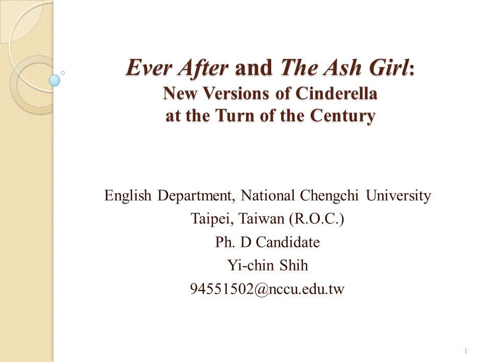 English Department, National Chengchi University