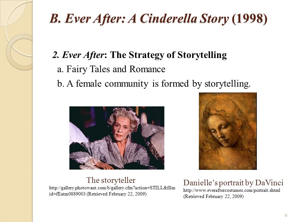 B. Ever After: A Cinderella Story (1998)