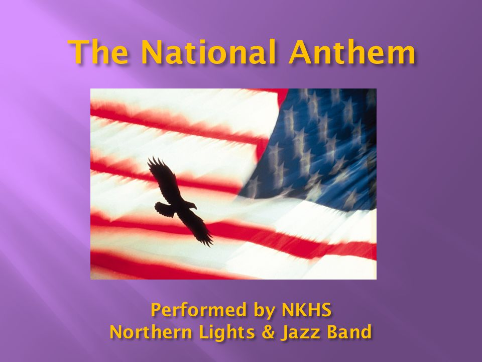 Performed by NKHS Northern Lights & Jazz Band