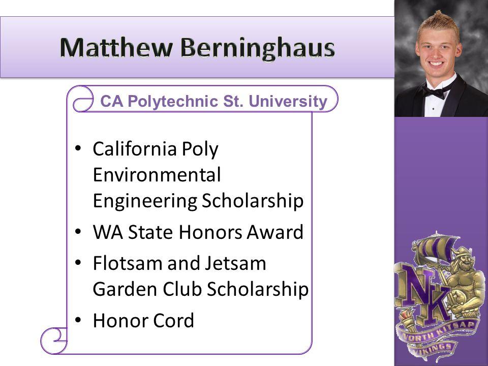 CA Polytechnic St. University