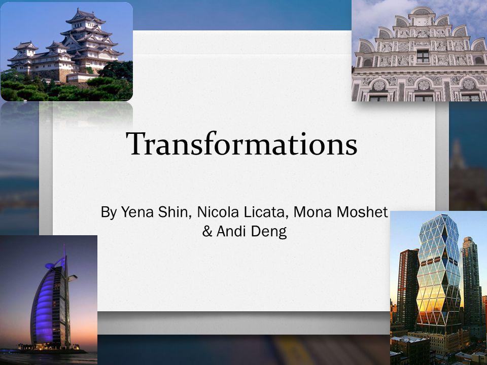 By Yena Shin, Nicola Licata, Mona Moshet & Andi Deng