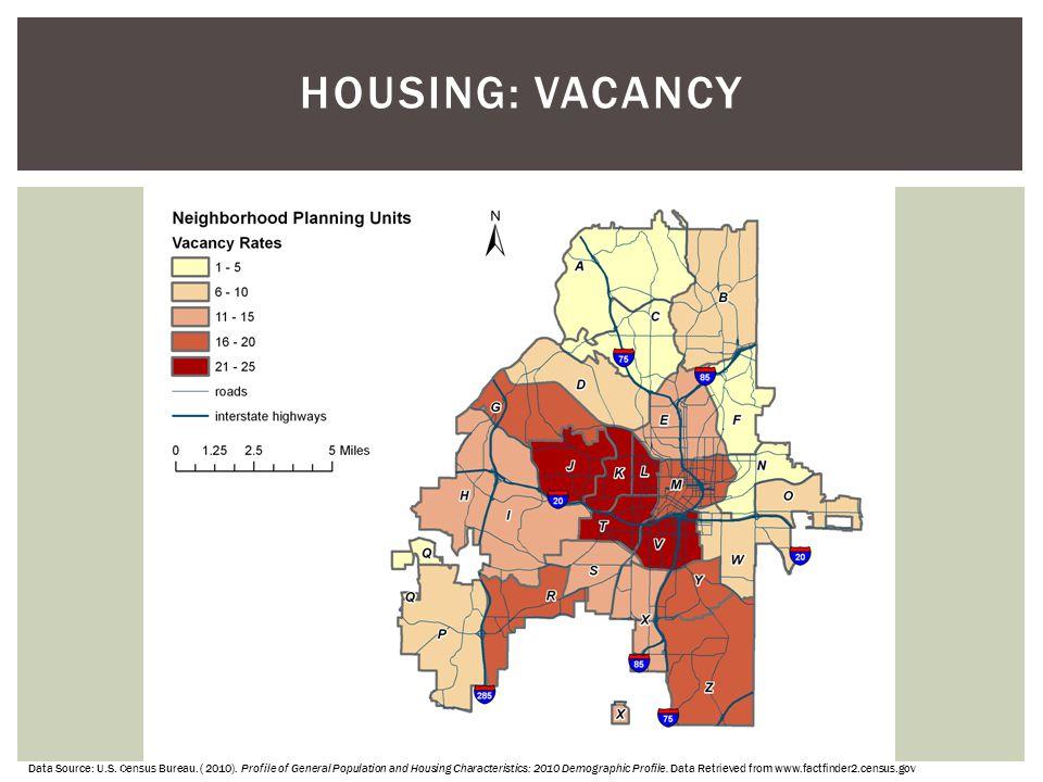 HOUSING: Vacancy